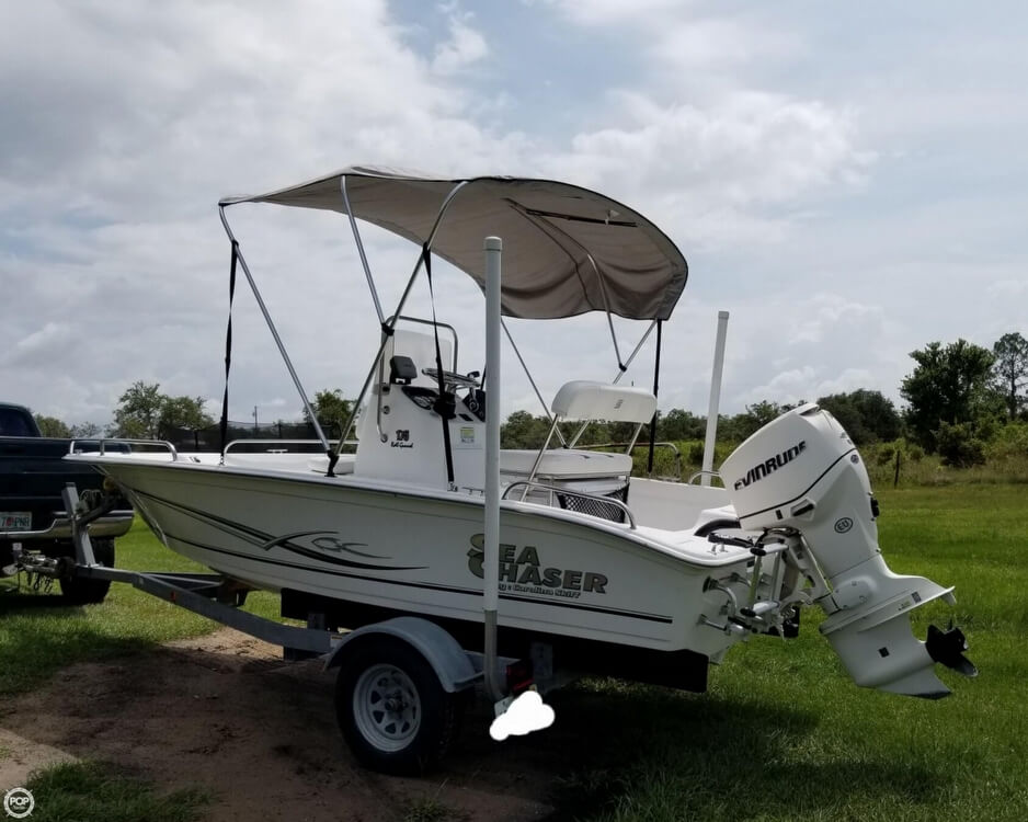 2012 Sea Chaser boat for sale, model of the boat is 175 RG & Image # 4 of 41