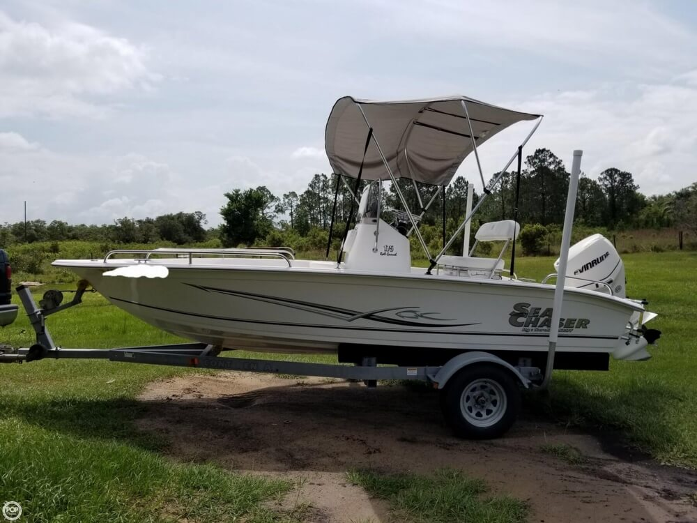 2012 Sea Chaser boat for sale, model of the boat is 175 RG & Image # 5 of 41