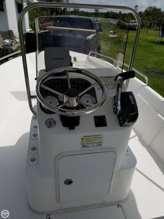 2012 Sea Chaser boat for sale, model of the boat is 175 RG & Image # 27 of 41