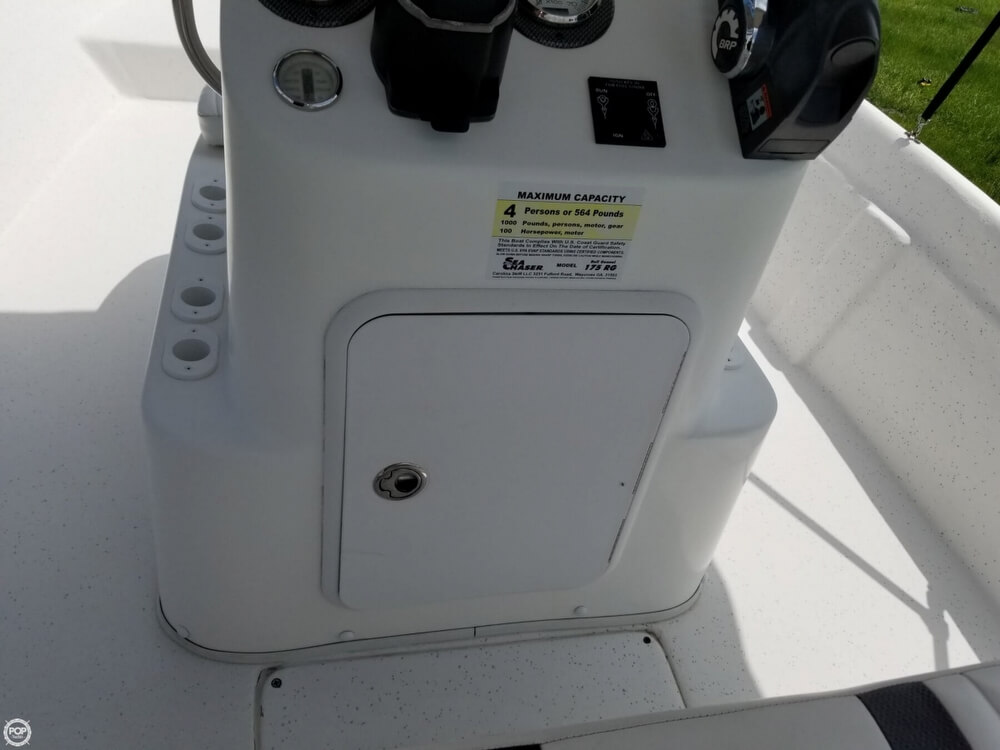 2012 Sea Chaser boat for sale, model of the boat is 175 RG & Image # 28 of 41