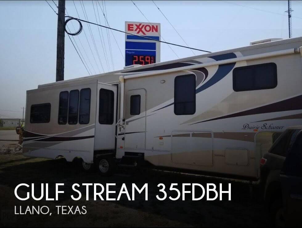 2008 Gulf Stream Gulf Stream 35