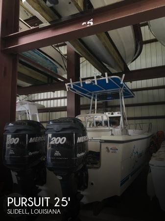 Used Pursuit Boats For Sale by owner | 1992 Pursuit 25