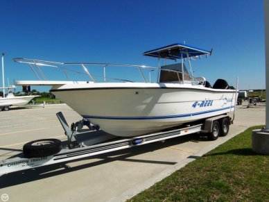 Pursuit 2550 Center Console Cabin 25, 25', for sale - $33,400