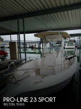 Used Boats For Sale in Waco, Texas by owner | 2006 Pro-Line 24