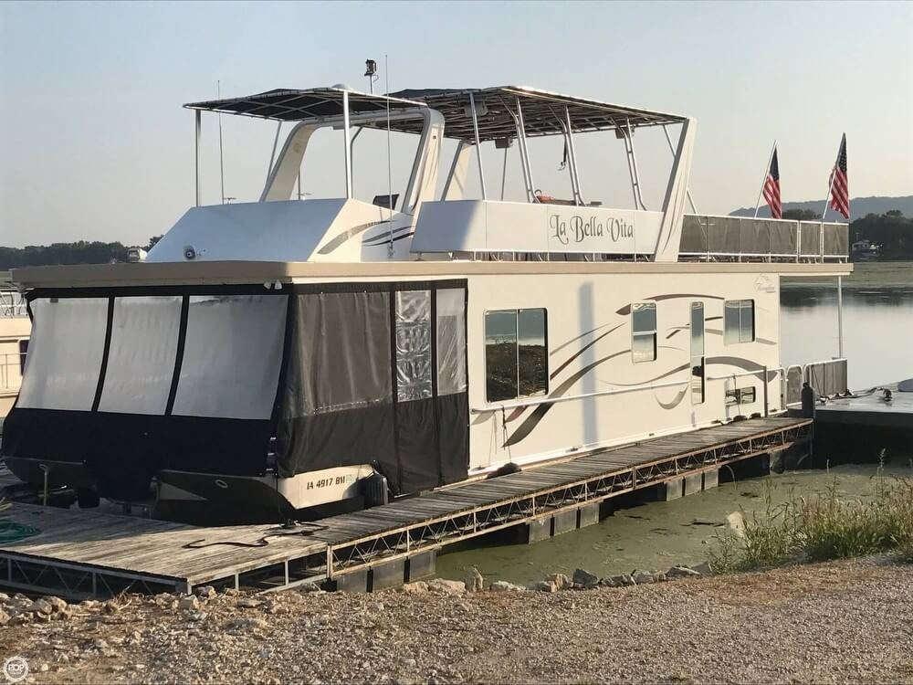 For sale used 2014 thoroughbred 60 in guttenberg iowa for Fishing boats for sale in iowa