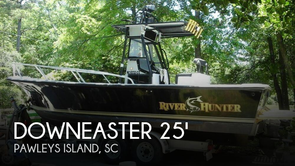 Used Boats For Sale by owner | 1996 Downeaster 25