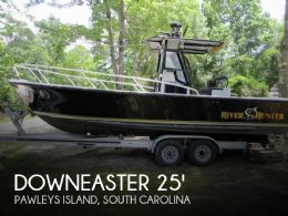 1996 Downeaster 25 River Hunter
