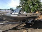 2009 Weldcraft Rebel (note Trolling Motor)