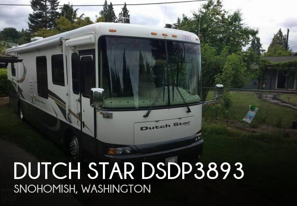 2002 Newmar Dutch Star DSDP3893