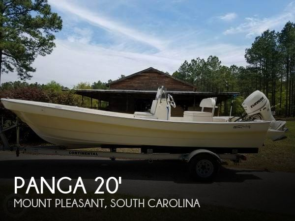 Used Panga Boats For Sale by owner | 2011 Panga 20