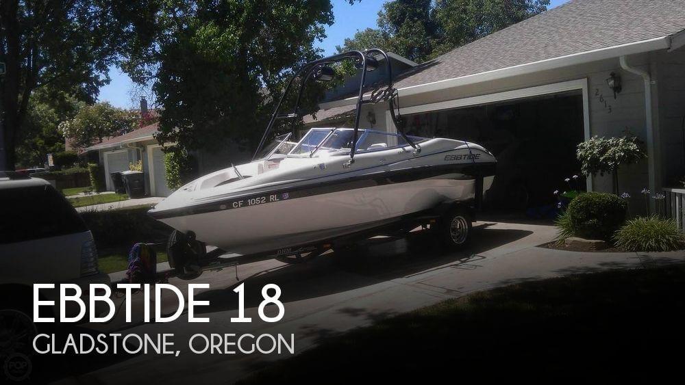 Used Ebbtide Boats For Sale by owner   2006 Ebbtide 18