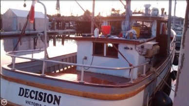 Barron Brothers 42, 42', for sale - $42,300