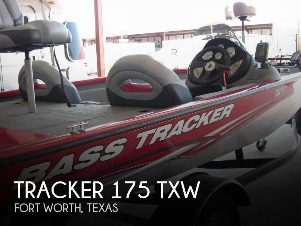 2013 Tracker 175 TXW