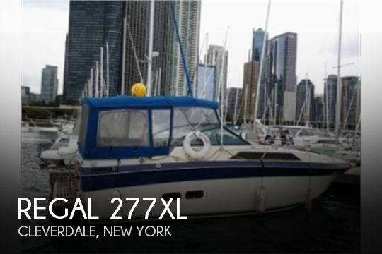 Used Regal 27 Boats For Sale by owner | 1985 Regal 27