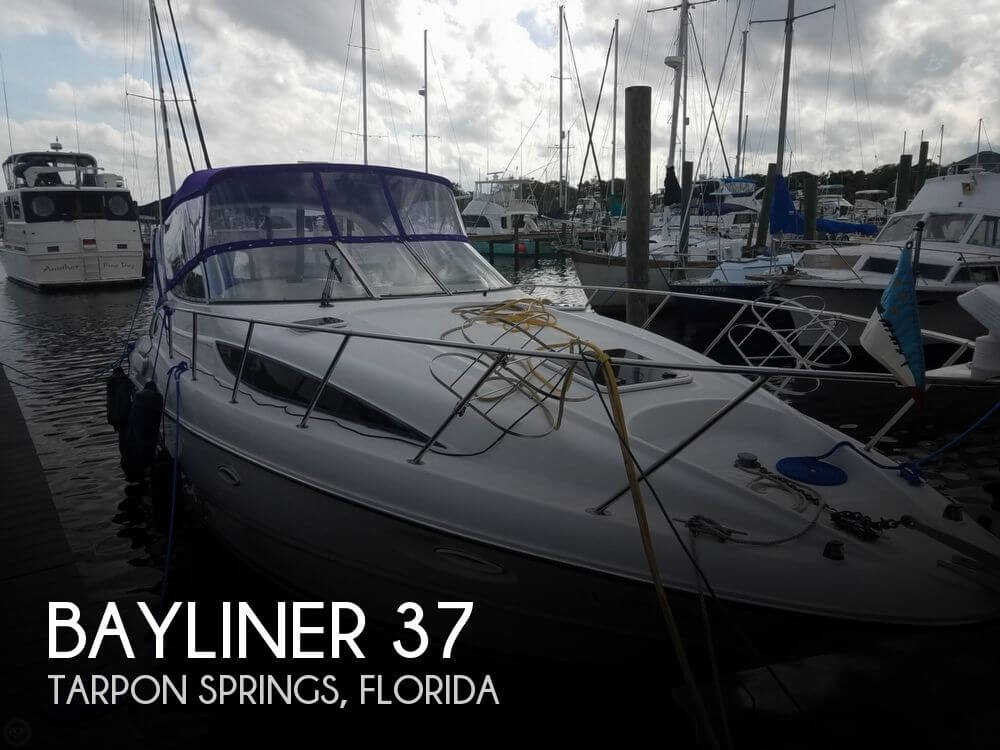 Used Bayliner 37 Boats For Sale by owner | 1999 Bayliner 37