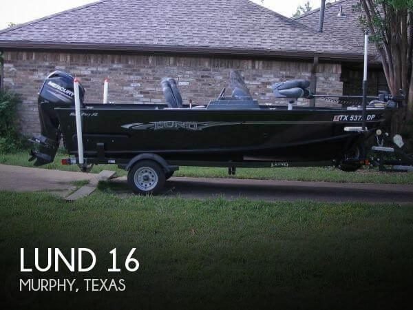 Used Lund Boats For Sale by owner | 2016 Lund 16