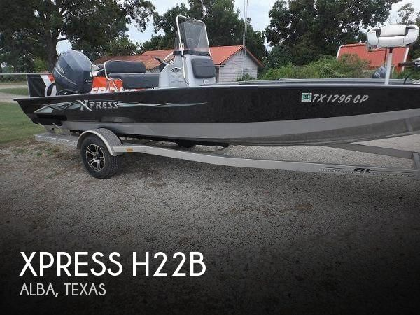 Used Boats For Sale in Longview, Texas by owner | 2015 Xpress 22