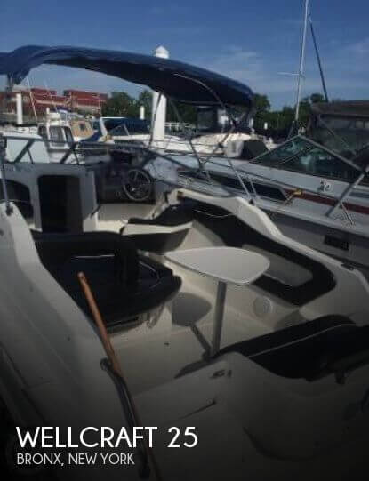 Used Wellcraft 25 Boats For Sale by owner | 2001 Wellcraft 25