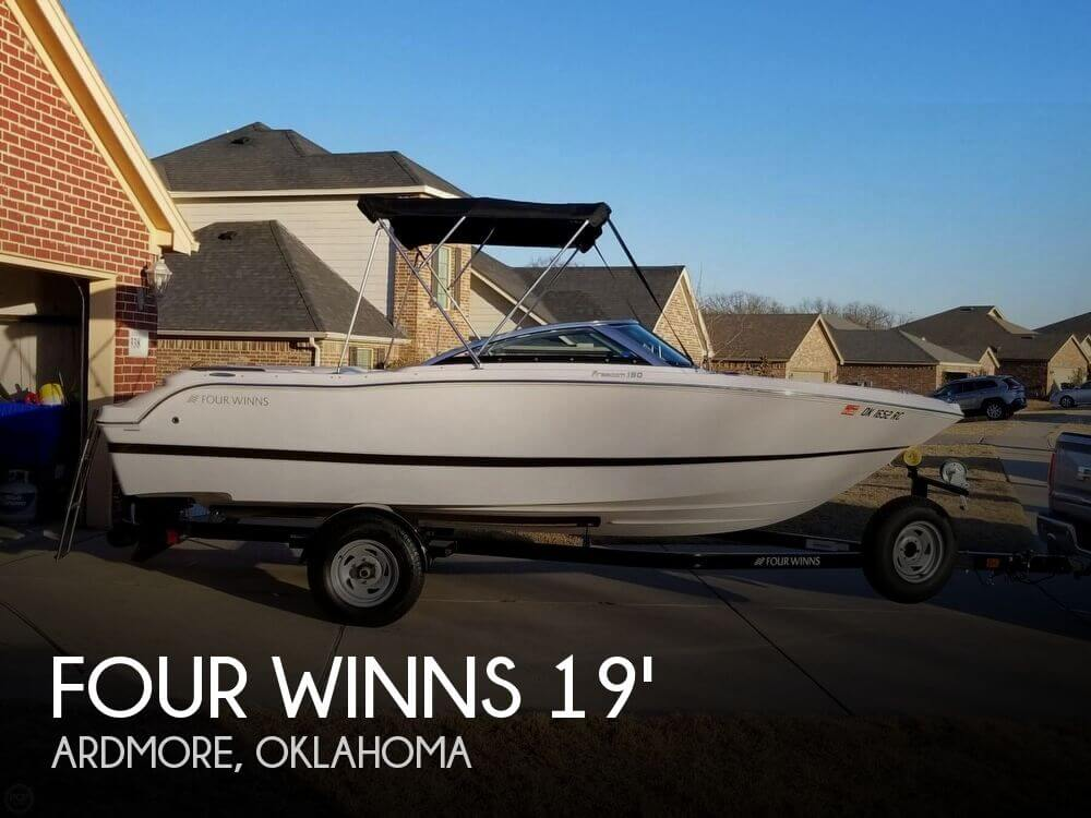 Used Four Winns 19 Boats For Sale by owner | 2016 Four Winns 19