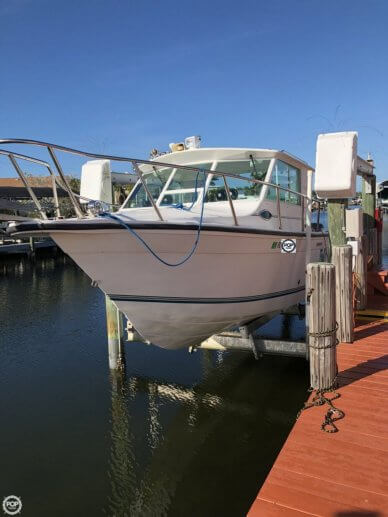 Baha Cruisers 251 GLE, 25', for sale