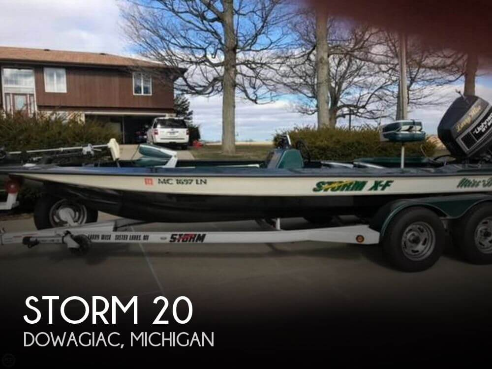 Used Storm Boats For Sale by owner | 1985 Storm 20