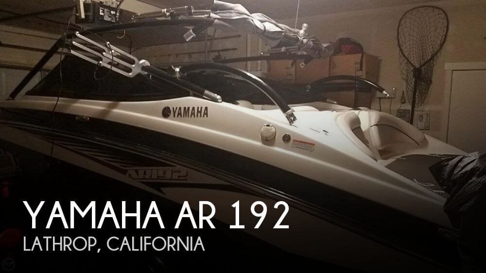 Used Boats For Sale in Santa Cruz, California by owner | 2014 Yamaha 19