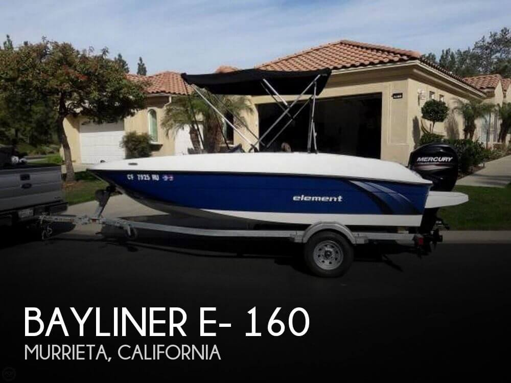 Used Boats For Sale by owner | 2016 Bayliner 16