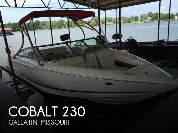 Used Boats For Sale in Kansas City, Missouri by owner | 2011 Cobalt 23