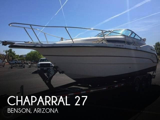 Used Boats For Sale in Tucson, Arizona by owner | 1995 Chaparral 27