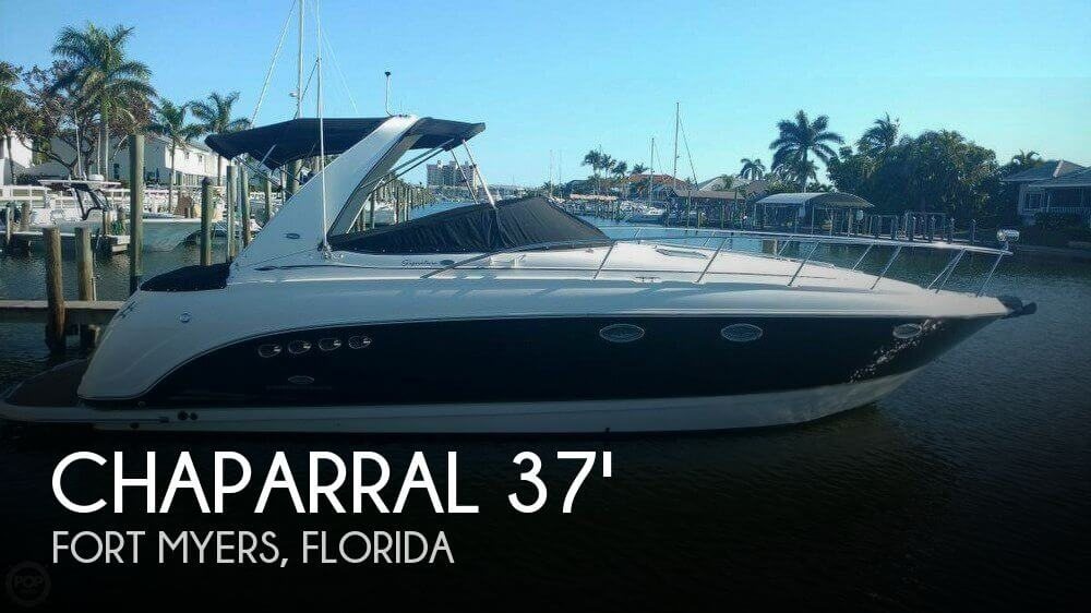 Used Chaparral Boats For Sale by owner | 2006 Chaparral 37