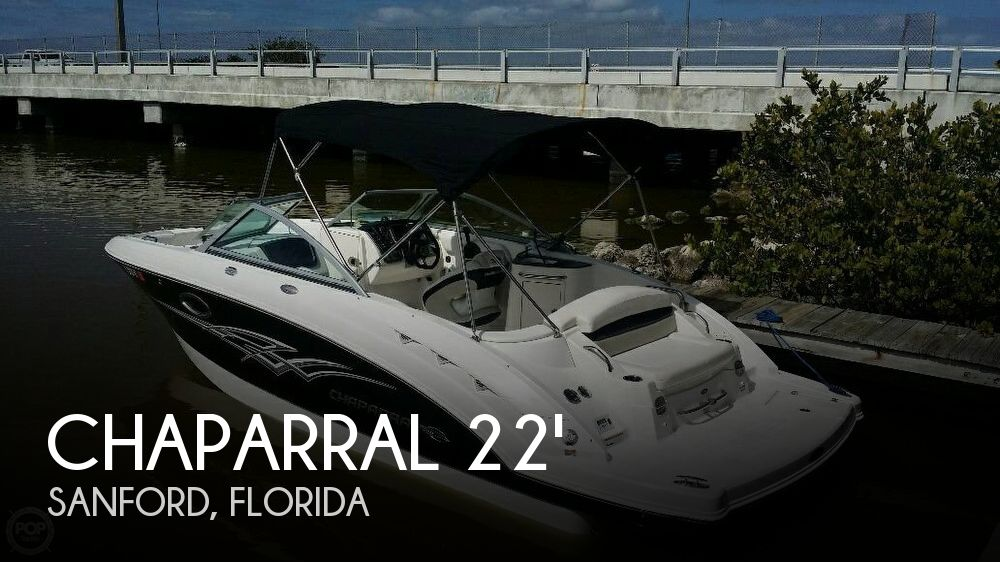 Used Chaparral Boats For Sale in Florida by owner | 2008 Chaparral 22