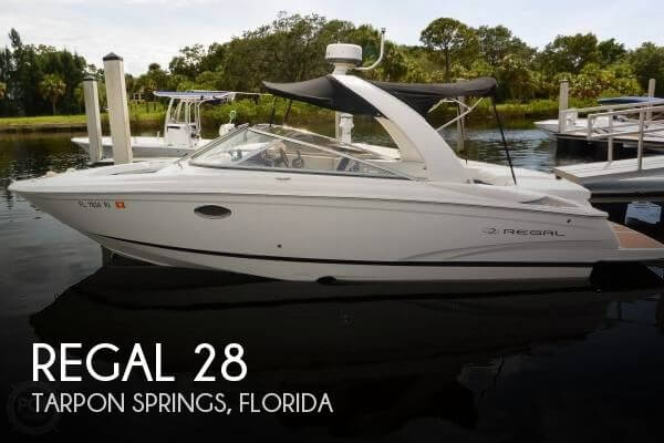 Used Regal 28 Boats For Sale by owner | 2011 Regal 28