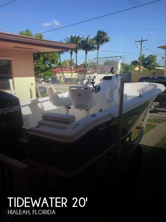 Used Tidewater Boats For Sale by owner | 2010 Tidewater 20