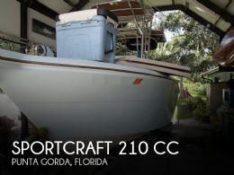 1999 Sportcraft 210 CC