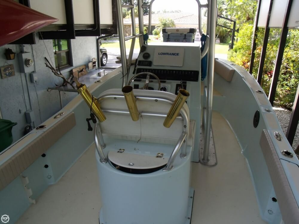 1999 Sportcraft boat for sale, model of the boat is 210 CC & Image # 38 of 40
