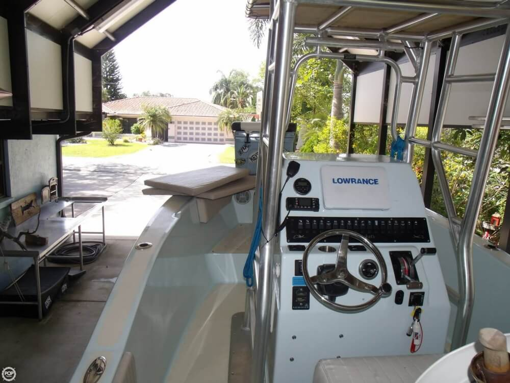 1999 Sportcraft boat for sale, model of the boat is 210 CC & Image # 7 of 40
