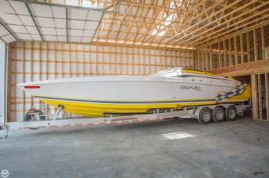 Donzi 38 Daytona ZX, 37', for sale - $130,000