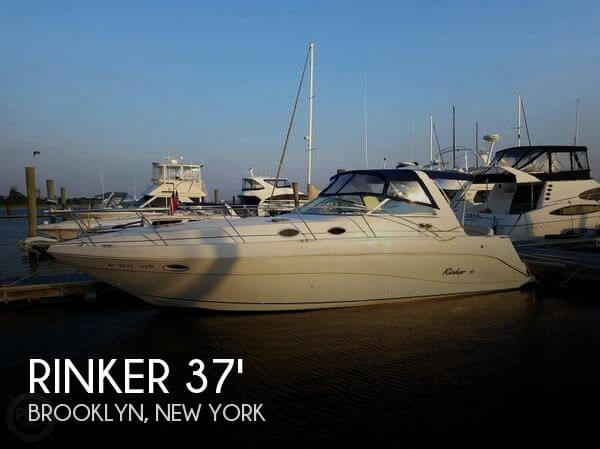 Used Rinker Boats For Sale in New York by owner | 1999 Rinker 37