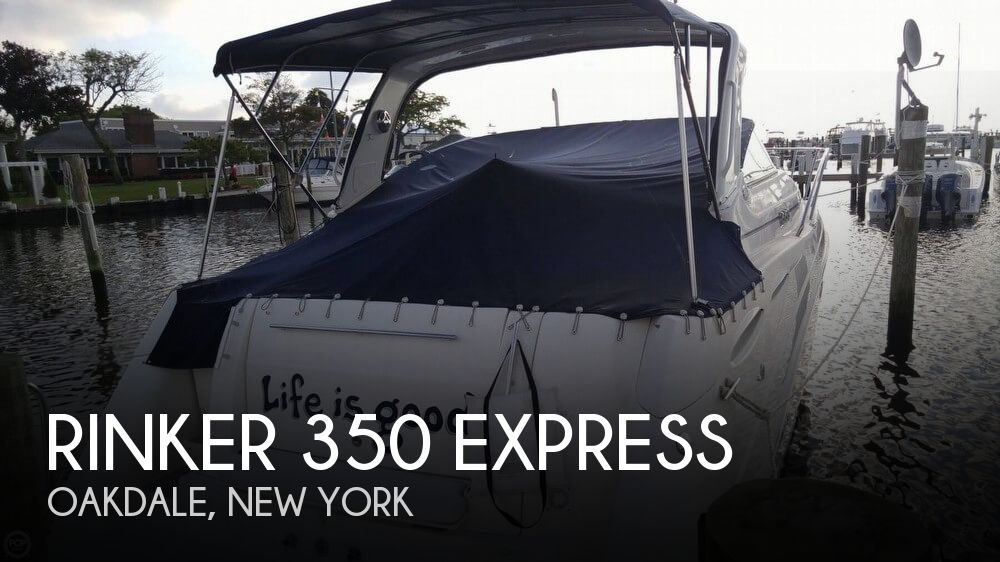 Used Rinker Boats For Sale in Bridgeport, Connecticut by owner | 2008 Rinker 37
