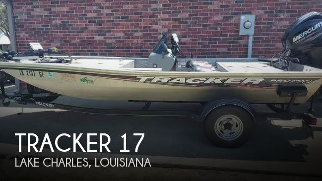 Used Boats For Sale by owner | 2016 Tracker 17