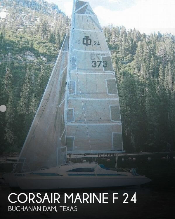 Used Boats For Sale in Killeen, Texas by owner | 2003 Corsair Marine 24