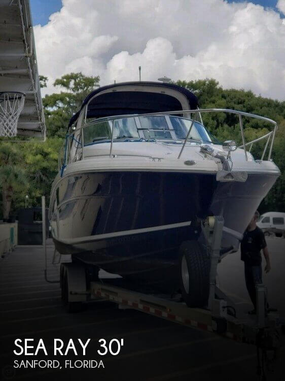 Used Sea Ray 30 Boats For Sale by owner | 2005 Sea Ray 300 Sundancer