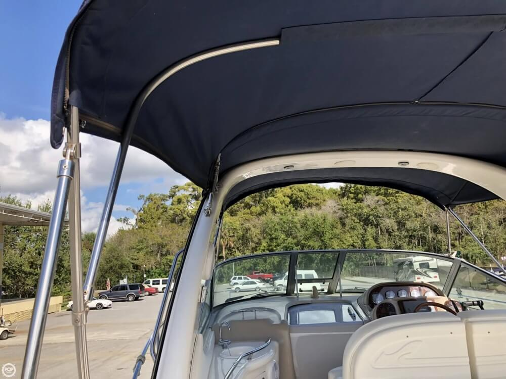 2005 Sea Ray boat for sale, model of the boat is 300 Sundancer & Image # 37 of 40