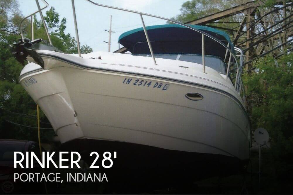 Used Rinker Boats For Sale in Indiana by owner | 1995 Rinker 30
