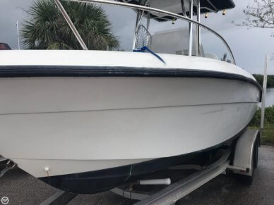 Wellcraft 210 fisherman, 210, for sale - $16,500