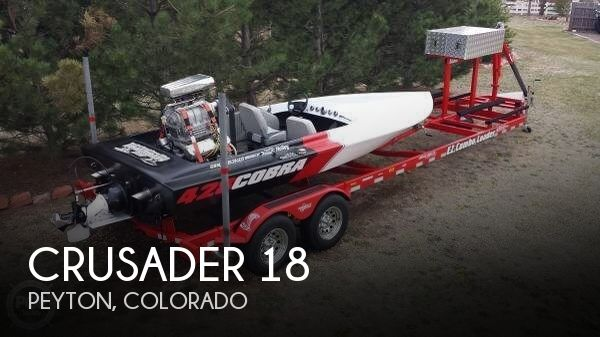 Used Crusader Boats For Sale by owner | 1988 Crusader 18