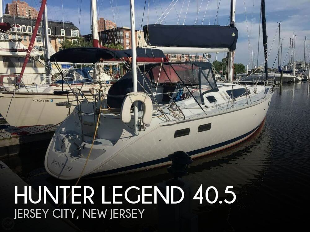 Used Hunter Boats For Sale by owner | 1994 Hunter 40