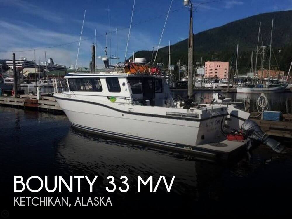 Used Boats For Sale in Alaska by owner | 1997 Bounty 33