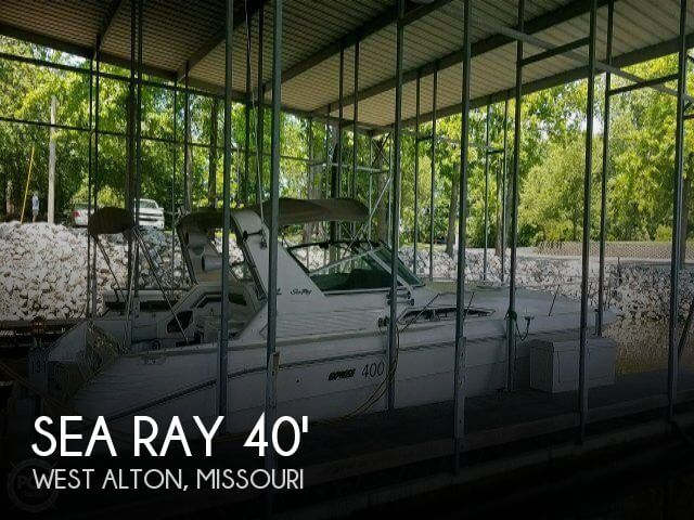 Used Boats For Sale in St. Louis, Missouri by owner | 1993 Sea Ray 40