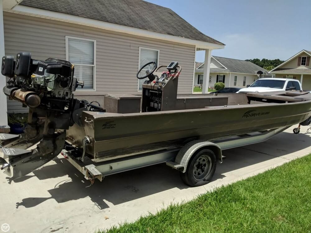 Mud Boats For Sale >> Pro Drive Sbx Series 24 Boat For Sale In Marrero La For 27 800